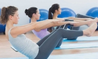 New at the MFD Outpatient hospital «Ilguciems» – pilates workouts