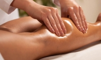 Anti-cellulite and honey massage at the MFD Health point – Riga Plaza