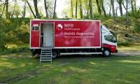 MFD Mobilā diagnostika piedalīsies Veselības dienas pasākumā Siguldā