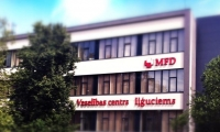 Jauni ārsti MFD Veselības centrā ''Iļģuciems''