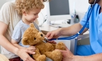 "Pediatric surgeon at MFD Outpatient hospital ""Dziednieciba"""